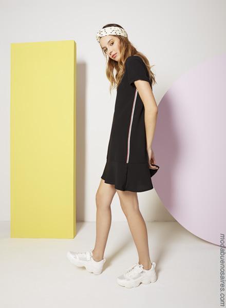 Moda primavera verano 2019 │Ropa de moda mujer primavera verano 2019.
