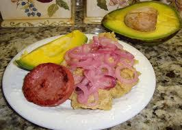 la comida dominicana tipica mangú dominicano