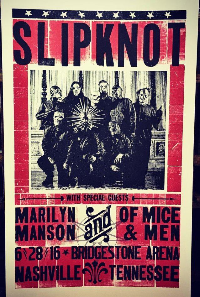 Slipknot Nashville