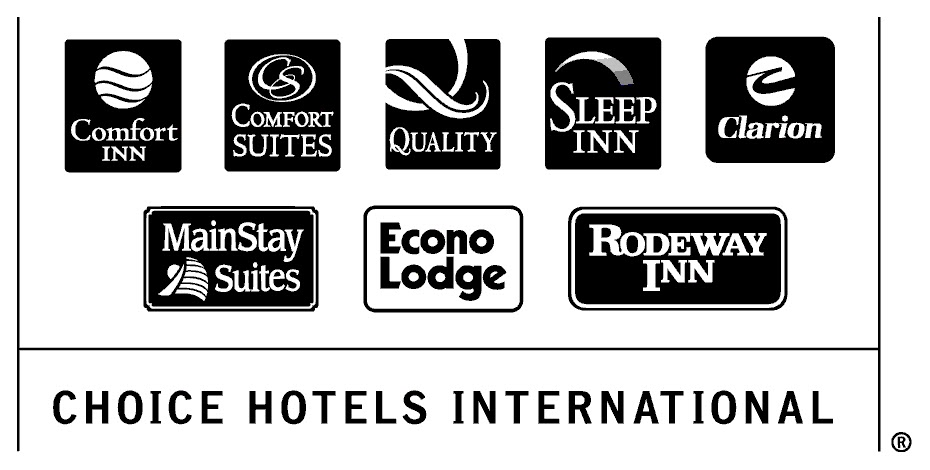 Some Of The Logos Are Now Vintage But They All Original From Choice Hotels International