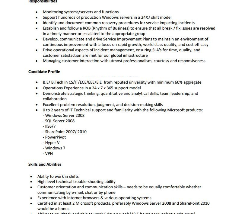 resume format  resume format for eee students