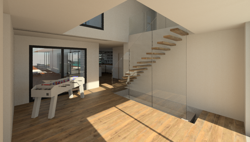 jacques lenain architecte lille. Black Bedroom Furniture Sets. Home Design Ideas
