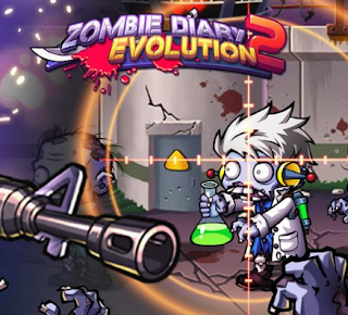 Download Zombie Diary 2 Evolution v1.2.2 Mod Apk