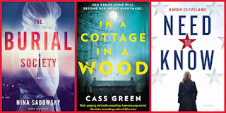 12 New Crime Fiction Books Written by Women