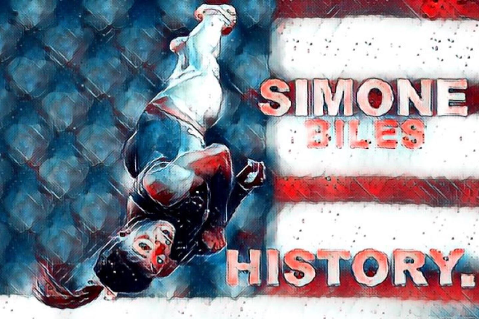 SIMONE BILES 4