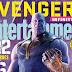 Vingadores Guerra Infinita - Capas de Revista Inéditas destacam os Personagens do Filme !