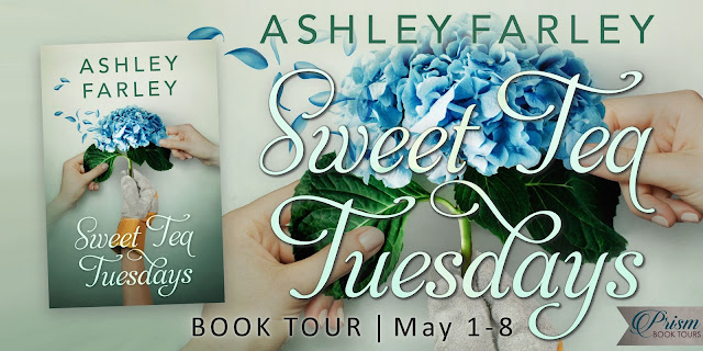 It's the Grand Finale for SWEET TEA TUESDAYS by ASHLEY FARLEY!
