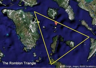 The Curse of The Golden Ghost Ship And The Romblon Triangle