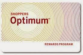 shoppers optimum points contact us