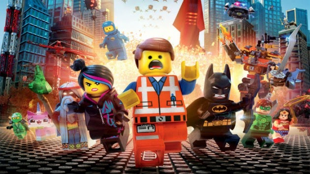 The Nick Carter Carter Brown Blog The Lego Movie 2014
