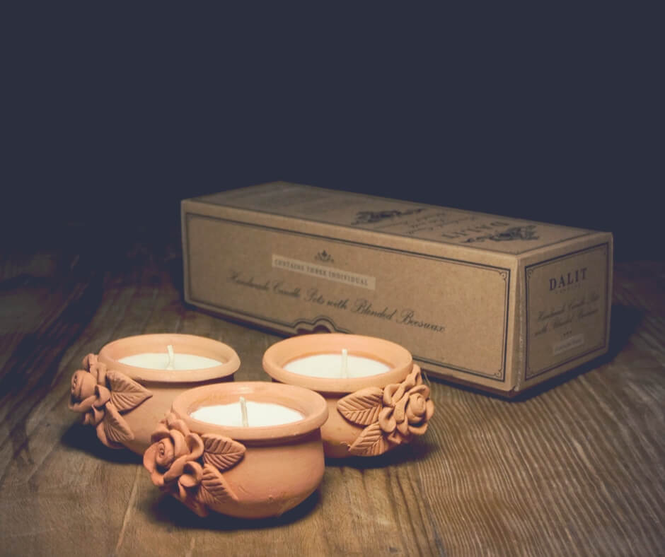 Christmas Gift Ideas For Your Mother In Law | Candles with a lavender scent will leave her calm and happy.