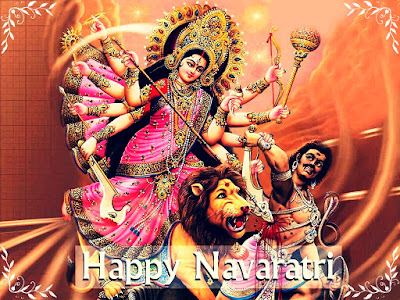 100 Adorable Navratri Status for WhatsApp in Hindi | Navratri Quotes Wishes