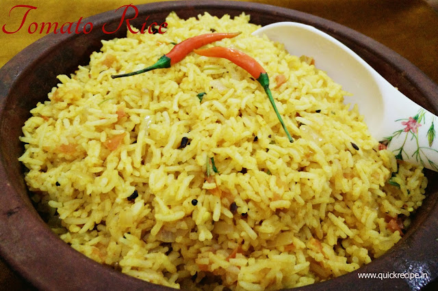 how to make tomato rice ingredients