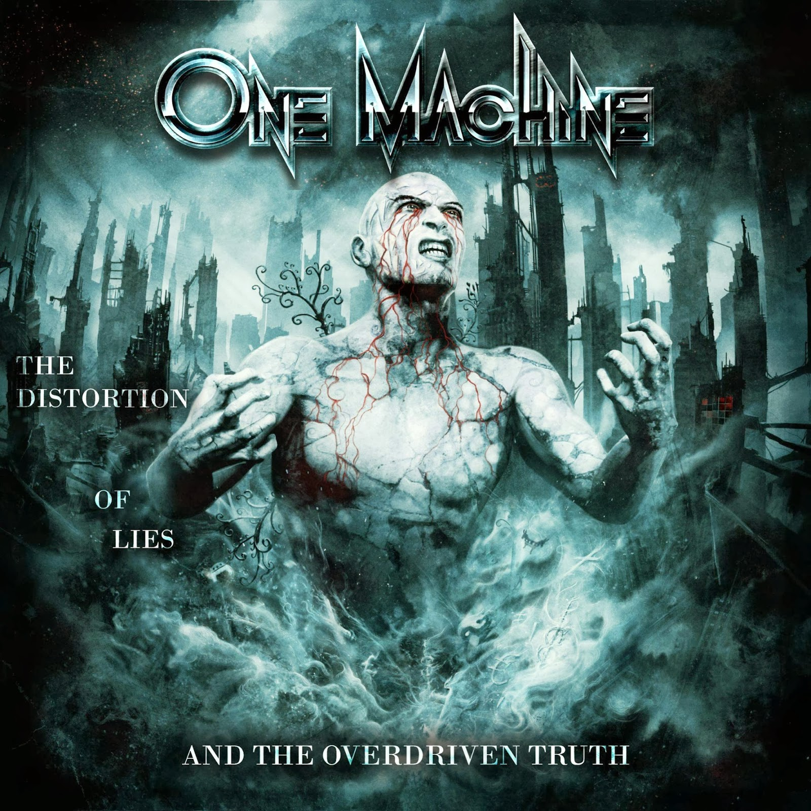 One Machine - The Distortion Of Lies And The Overdriven