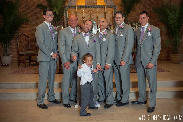 Are you having a ring bearer at your wedding? Find out Everything You Need To Know About Ring Bearers in this post from www.abrideonabudget.com. #ringbearer #ringbearers #wedding #weddings #weddingplanning