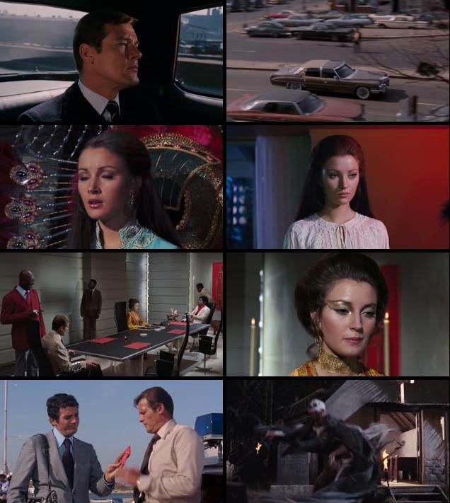 James Bond Live And Let Die 1973 Dual Audio Hindi 480p BluRay 350mb