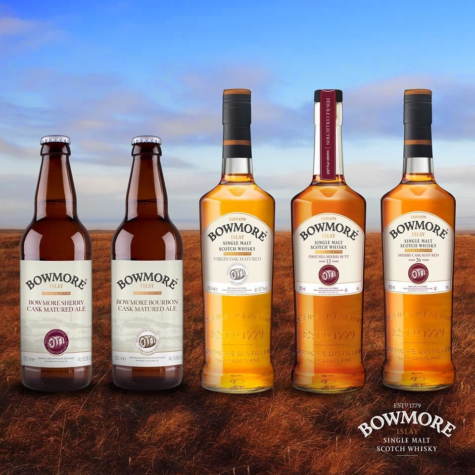 Bowmore Feis Ile releases