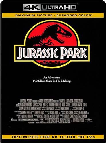 Jurassic Park (1993) 4K UHD [HDR]Latino [GoogleDrive] SilvestreHD