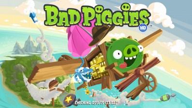 Game Bad Piggies HD Mod Apk
