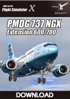 PMDG - 737-600/700 NGX - (Expansion Pack) ~ Flight Simulator