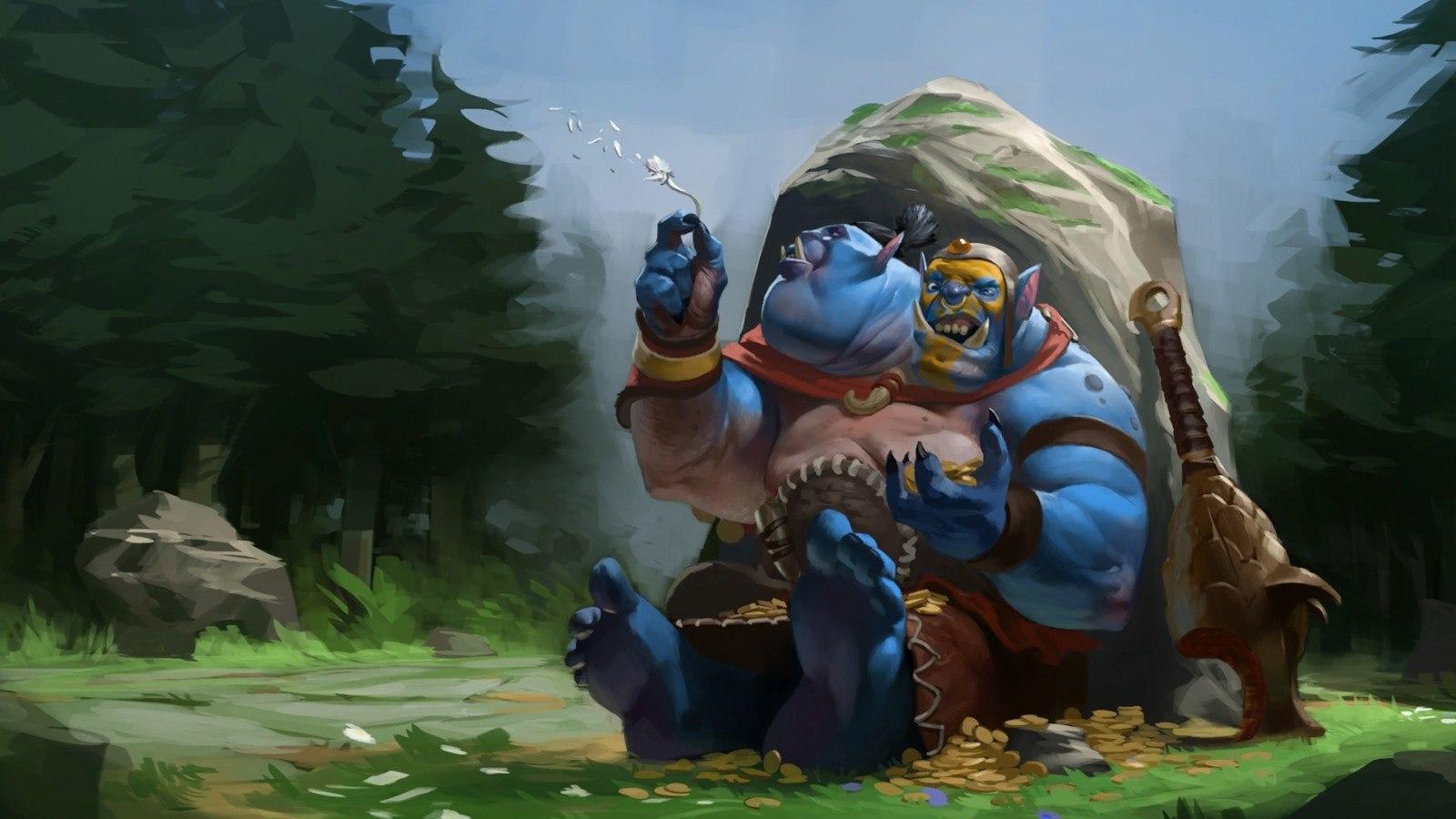 """ogre magi - Khi chuyên gia y tế """"chẩn đoán"""" bệnh cho các Hero Dota"""