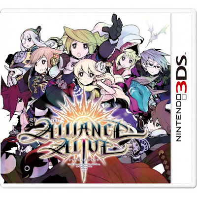 [3DS]The Alliance Alive[アライアンス・アライブ ] (JPN) ROM Download