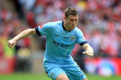 Mùa tới Milner sẽ không còn là trụ cột của Man City
