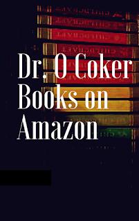 Dr. Olusola coker books on amazon