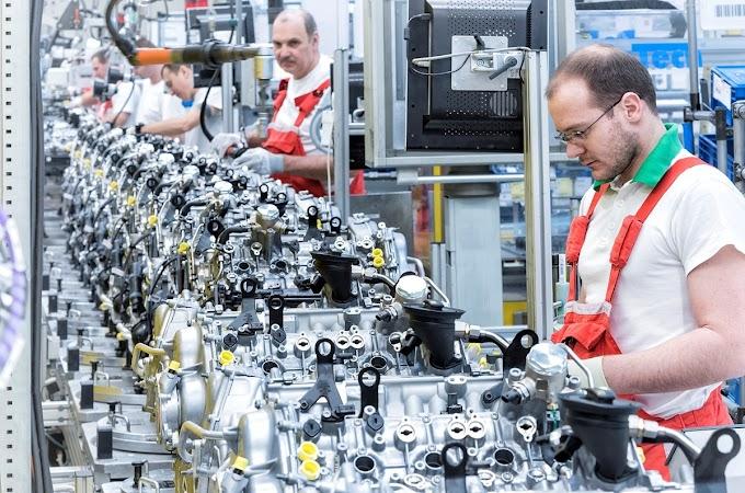 Lassult az ipari termelői árak növekedési üteme az euróövezetben februárban