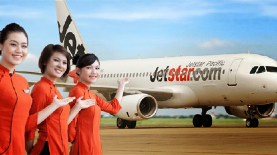 Điều lệ vận chuyển của hãng Jetstar
