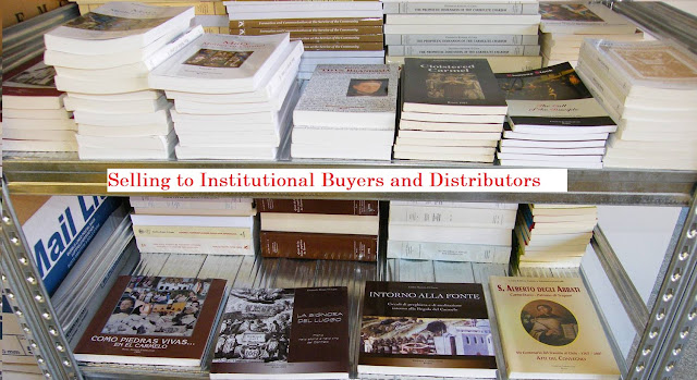Selling to Institutional Buyers and Distributors
