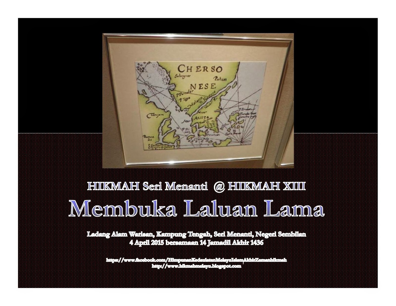 Himpunan Kedaulatan Melayu Islam Akhir Zaman HIKMAH