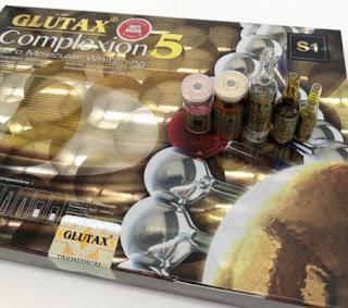 Glutax Complexion 5 Micro Molecular Whitening Original