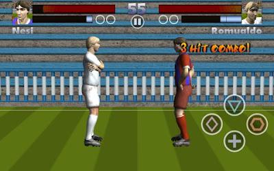 تحميل لعبة Soccer Fight على الإندرويد