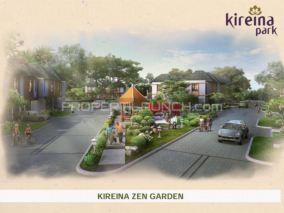 Kireina Park BSD Zen Garden