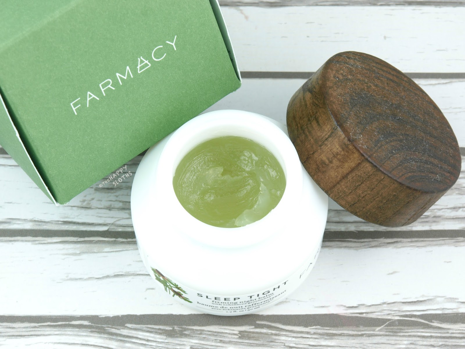 Farmacy Sleep Tight Firming Night Balm: Review