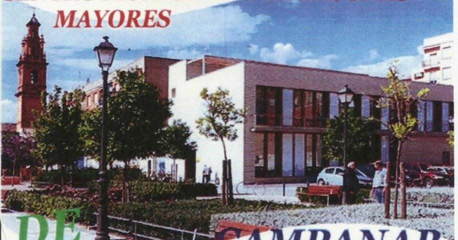 Actividades del centro mayores de campanar horario del for Horario oficina correos valencia