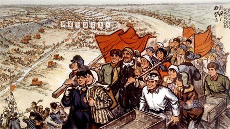 World history teachers blog 50 years ago the cultural revolution
