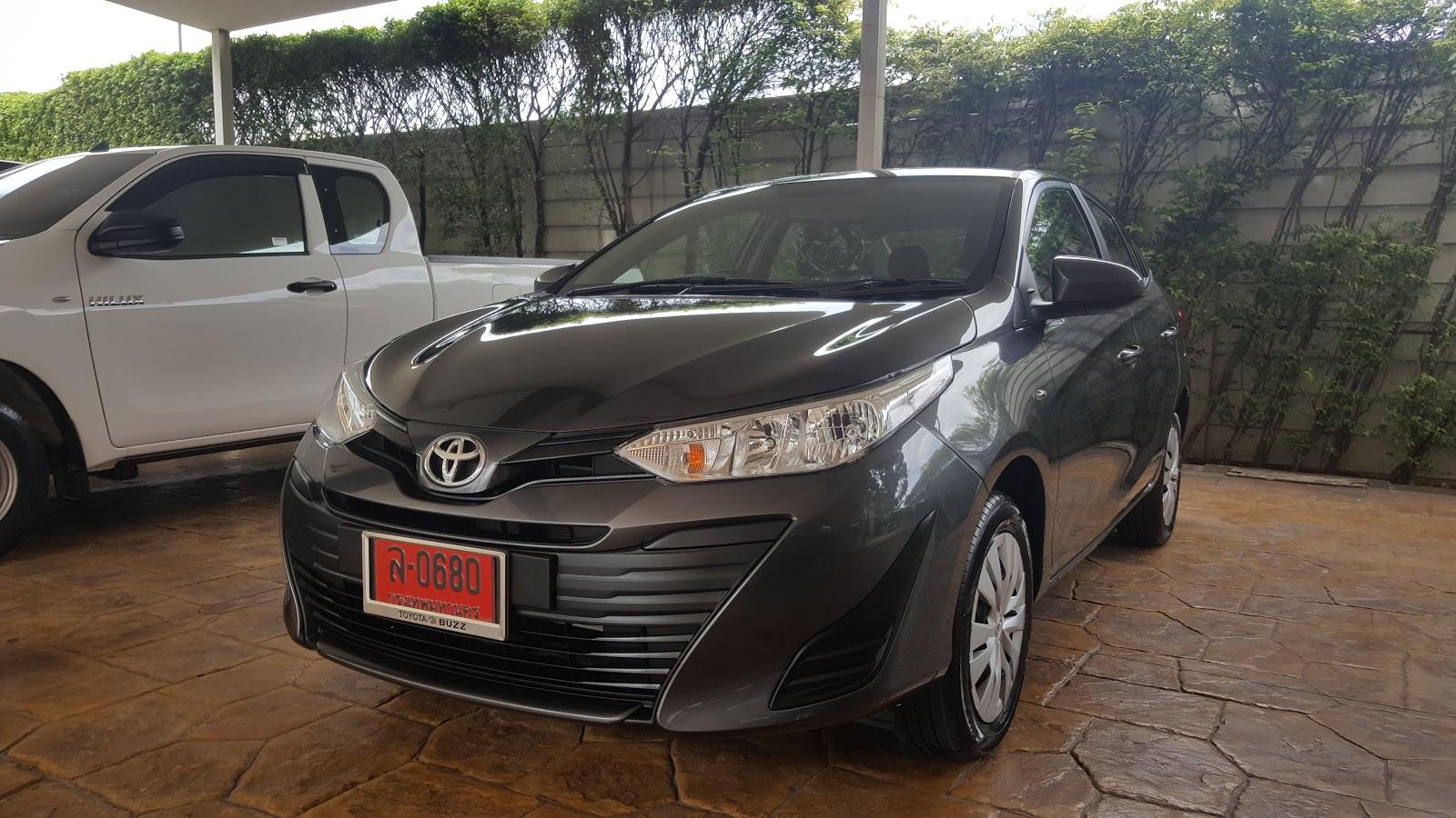 Toyota Yaris Ativ Trd Harga New 2014 บนทกทวไป รวว J
