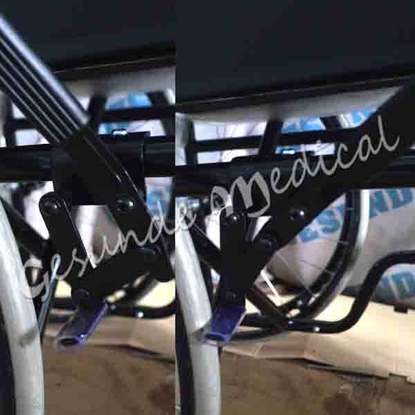 agen kursi roda standar murah
