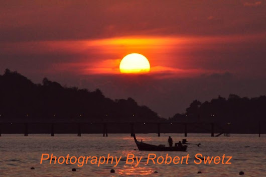 Sunset Photography by Robert Swetz