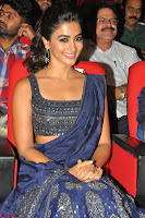 Pooja Hegde choli saree at DJ Duvvada Jaggannadham music launch ~  Exclusive 29.jpg