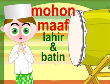 Gambar Kata Ucapan Hari Raya Idul Fitri 2016