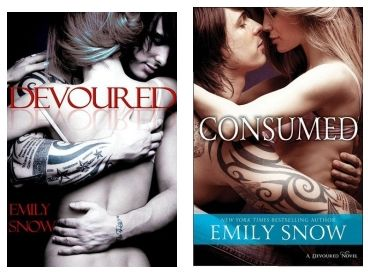 Devoured series