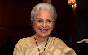 Waheeda Rehman Biography Age, Height, Profile, Family, Husband, Son, Daughter, Father, Mother, Children, Biodata, Marriage Photos.
