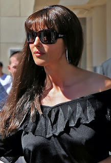 Monica Bellucci has appeared in more than 60 films alongside her modelling