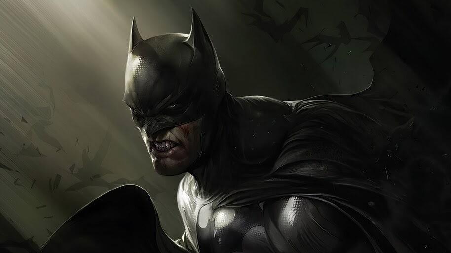 Batman, DC, Superhero, 4K, #6.1314