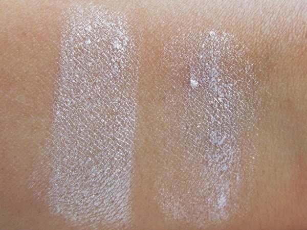 essence Hidden Stories - Soufflé Eyeshadow - Swatches Enchanted by HInt of Mint & Enter Wonderland
