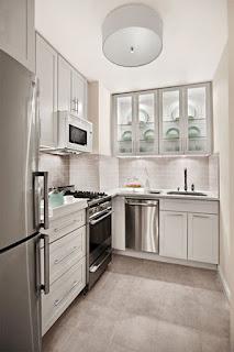 Dekorasi Ruang Dapur Sempit