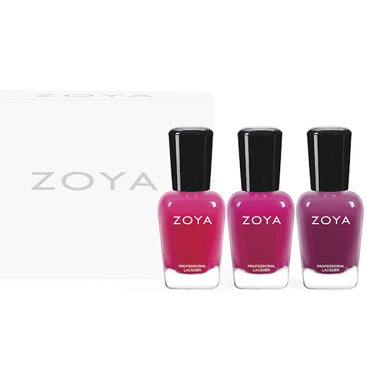 Zoya Special Edition 2018 ((Jelly Brites))
